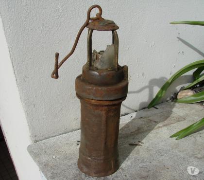 Photos Vivastreet Lampe de mineur Type ARRAS électrique