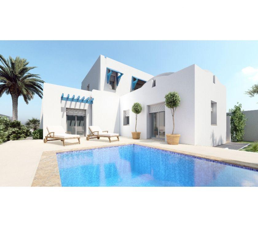 Photos Vivastreet A Vendre Villa avec piscine à réaliser - DjerbaMidoun