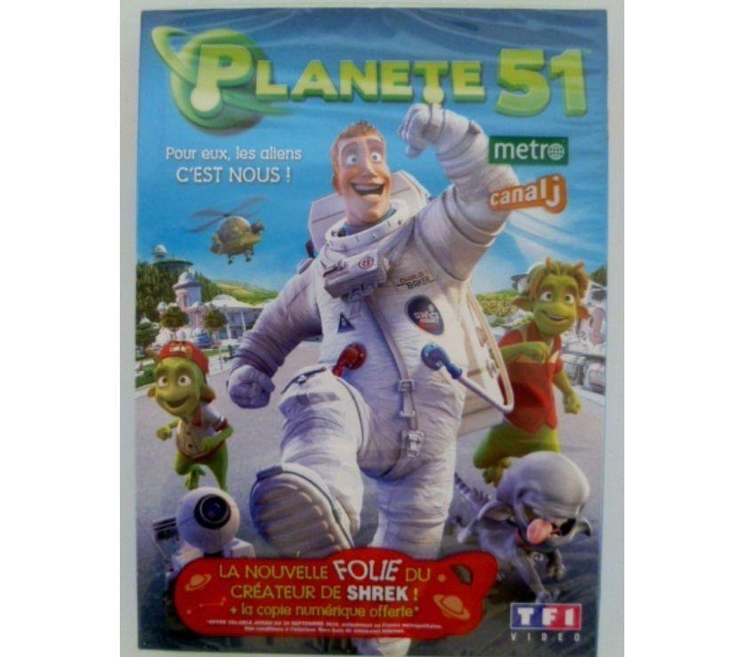Photos Vivastreet DVD Planete 51