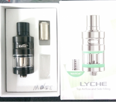 Photos Vivastreet Atomiseur Lyche eleaf noir+5 bobines neuves