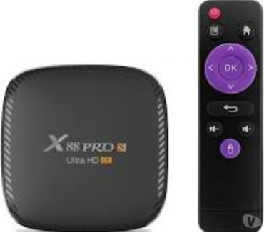 Photos Vivastreet 10.0 tv box x88 pro s