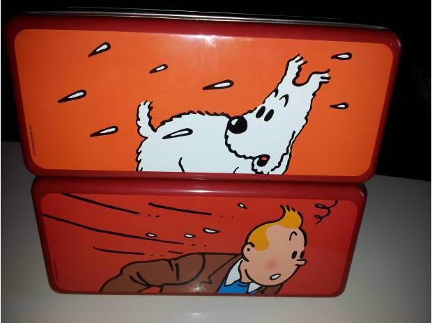 Collection Gironde Bordeaux - Photos Vivastreet Boite en metal Tintin