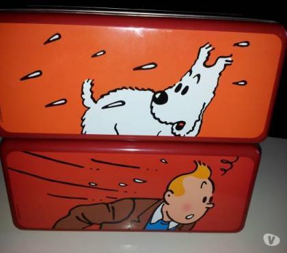 Photos Vivastreet Boite en metal Tintin