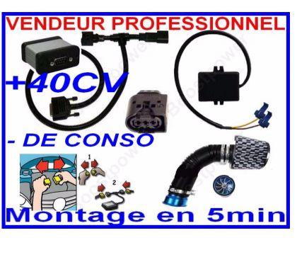 Photos Vivastreet BOITIER ADDITIONNEL DE PUISSANCE PUCE POWER SYSTEM PAS CHER