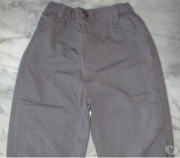 Photos Vivastreet pantalon gris 12M