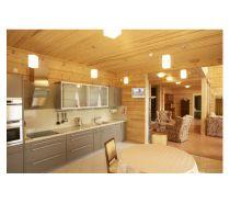 Photos Vivastreet Belle maison en madriers massif 200x150 RT2012 (HOUSTON2)