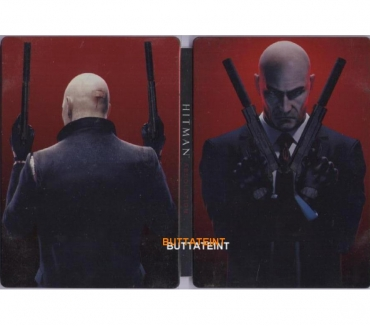 Photos Vivastreet STEELBOOK XBOX 360 SEUL - HITMAN ABSOLUTION