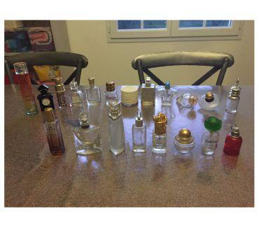 Photos Vivastreet Flacons de parfum de collection