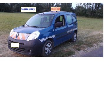 Photos Vivastreet KANGOO 5 PLACES 1 ER MAIN MK AUTOS MARENNES