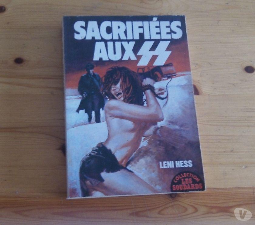 Livres occasion Val-de-Marne Creteil - 94000 - Photos Vivastreet Sacrifiées aux SS