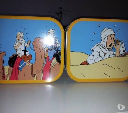 Photos Vivastreet Boites en métal Tintin
