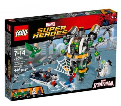 Photos Vivastreet LEGO Spider Man - Le piège à tentacules de Doc Ock 76059