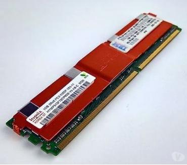 Photos Vivastreet RAM 1GB 2Rx8 PC2-5300F-555-11 ECC 240 pins DDR2-667