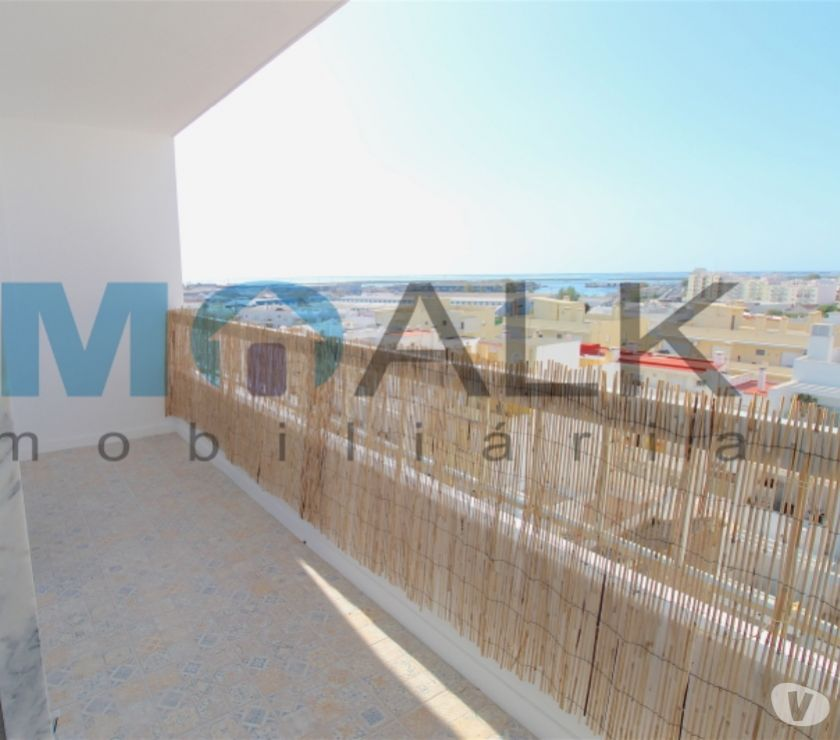 Appartements à vendre Portugal - Photos Vivastreet T3 Rénové avecvue mer et parking à Olhão A-934