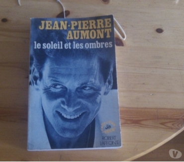 Photos Vivastreet Le soleil et les ombres (Jean Pierre Aumont= Cinéma