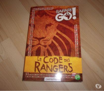 Photos Vivastreet Livre Le Code des Rangers Safari Go! (Neuf)