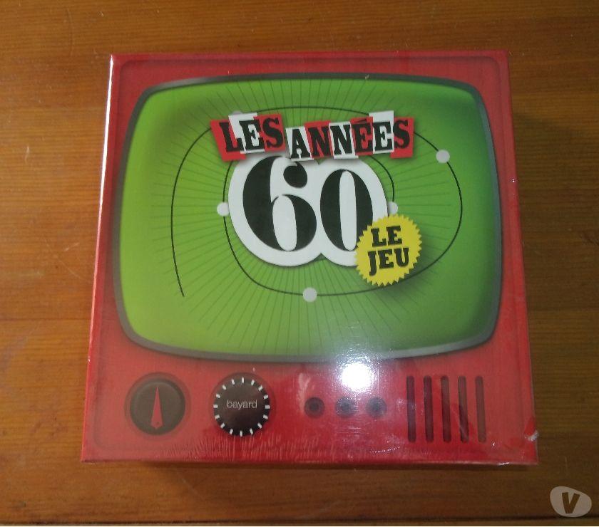 Jeux - Jouets Ardèche Ardoix - 07290 - Photos Vivastreet Jeu Les années 60 (Neuf)