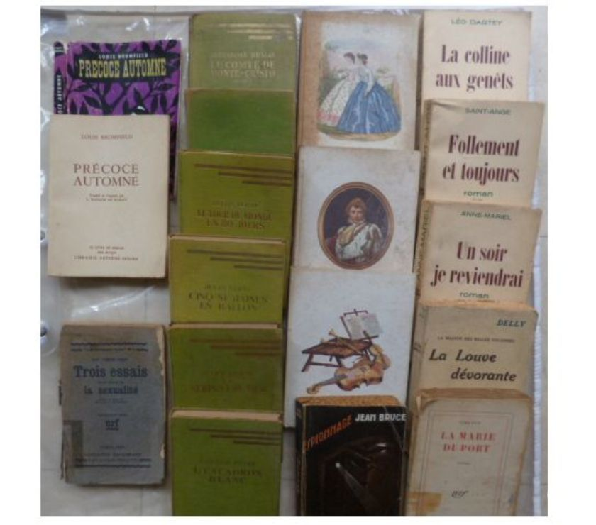 Photos Vivastreet anciens livres, photos, cartes postales, .....