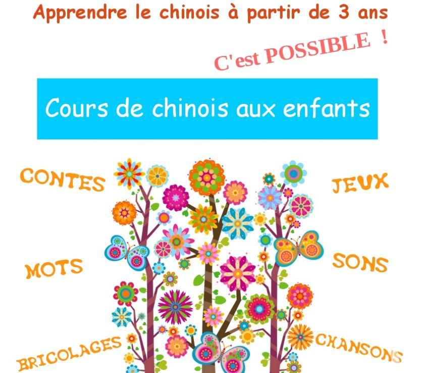 Cours de Langue Isère St Laurent en Beaumont - 38350 - Photos Vivastreet Cours de chinois aux enfants
