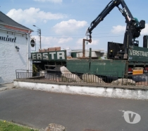 Photos Vivastreet Clotures béton déco. Surplus de chantier