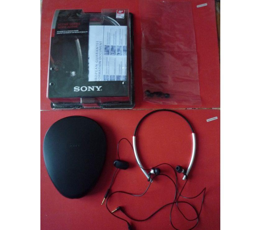 Photos Vivastreet Casque audio SONY mdr- as100w original