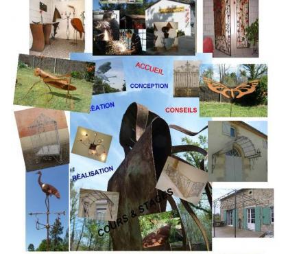 Photos Vivastreet Ferronnerie d'art, décors en métal, en nouvelle Aquitaine