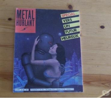 Photos Vivastreet Métal Hurlant Hors-Série N° 61 : Spécal : Vers Un Futur Heur
