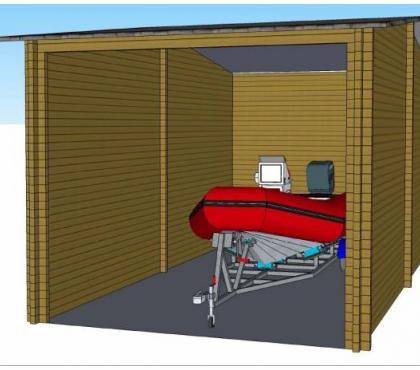 Photos Vivastreet Abri Garage pour camping-car ou bateau