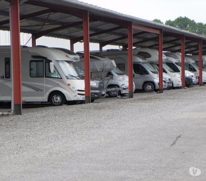 Photos Vivastreet place de parking couverte et non couvert hivernage caravane