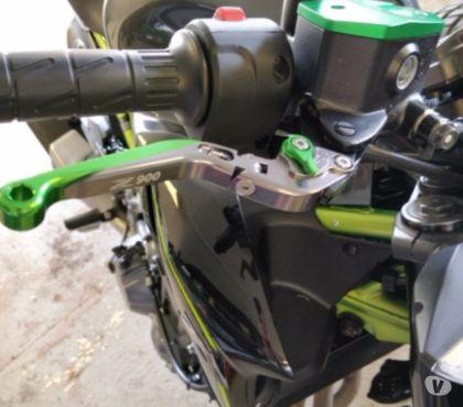 Photos Vivastreet Leviers frein et embrayage flip up pour KAWASAKI Z900