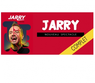 Photos Vivastreet 2 places spectacle JARRY - TITRE mercredi 29 janv (Sold out)