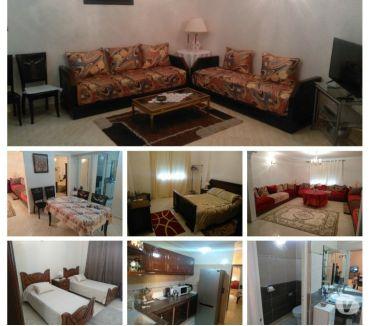Photos Vivastreet Appartement Meublé hamria Meknès