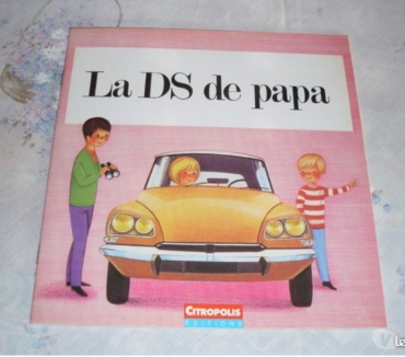 Photos Vivastreet La citroen ds de papa