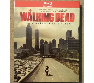Photos Vivastreet The walking dead S1 & S2 en Blu-ray