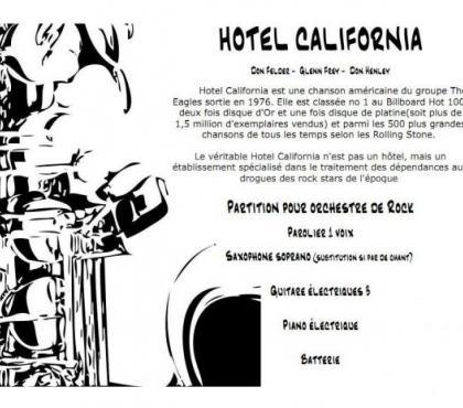 Photos Vivastreet HOTEL CALIFORNIA