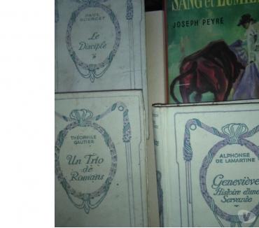 Photos Vivastreet Lot de 4 romans