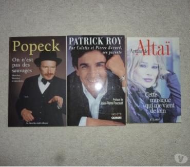 Photos Vivastreet Popeck - Patrick Roy - Armande Altaï