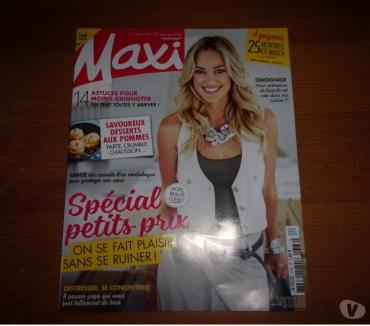Photos Vivastreet Magazine Maxi Mag N° 1768 (Neuf)