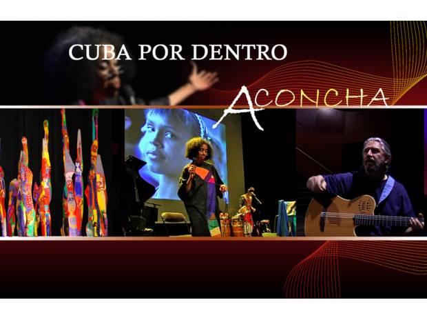 Photos Vivastreet Concert Cuba por Dentro avec l'artiste plurielle Aconcha
