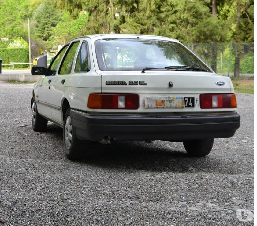 Photos Vivastreet Ford Sierra GL 2.0 1989