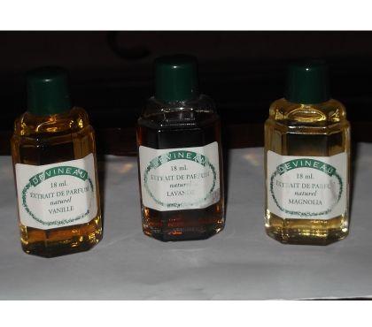 Photos Vivastreet Extrait de parfum Devineau 18 ml