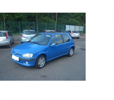 Photos Vivastreet Peugeot 106 open 1.5 diesel