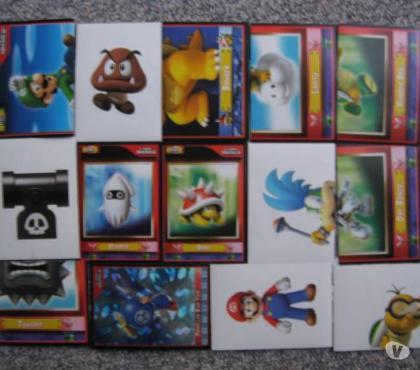 Photos Vivastreet Stickers et cartes Mario