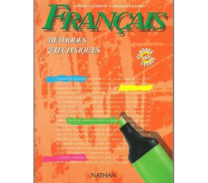 Photos Vivastreet FRANçAIS Méthodes et techniques Classes des lycées