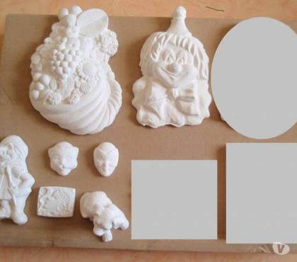 Photos Vivastreet Sujets en plâtre à décorer - Neufs