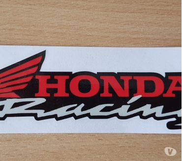 Photos Vivastreet Autocollant sticker Honda racing 15x5 cm