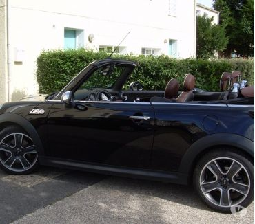 Photos Vivastreet Mini Cooper s cabriolet