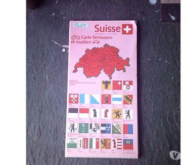 Photos Vivastreet Carte de La SUISSE
