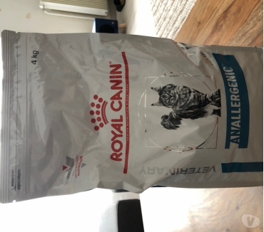 Photos Vivastreet Croquette chat Royal Canin Anallergenic