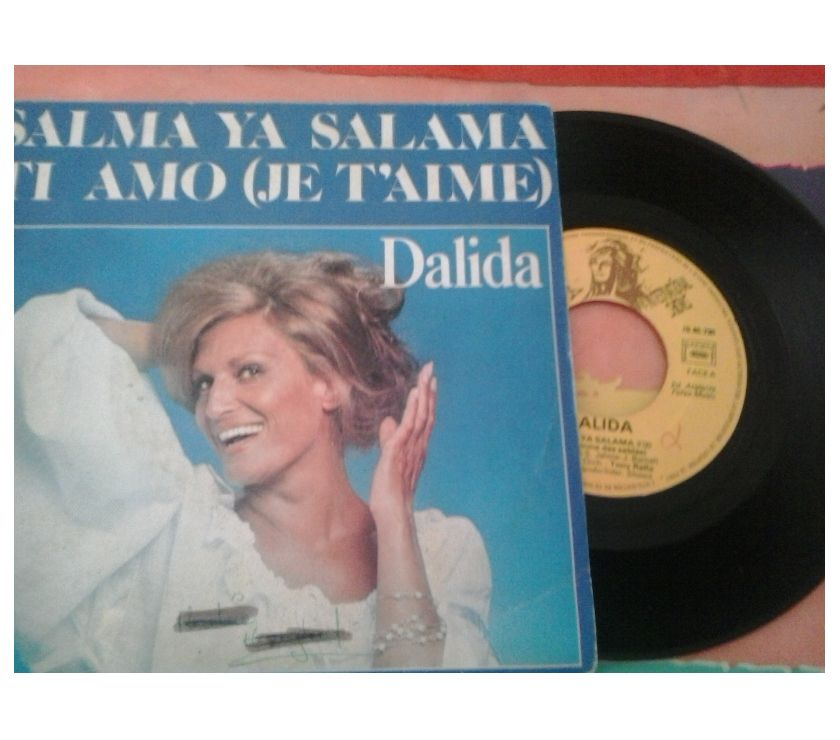 Photos Vivastreet dalida lot de 4 disques